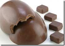Curso de Chocolate Caseiro para Fazer Ovos de Páscoa
