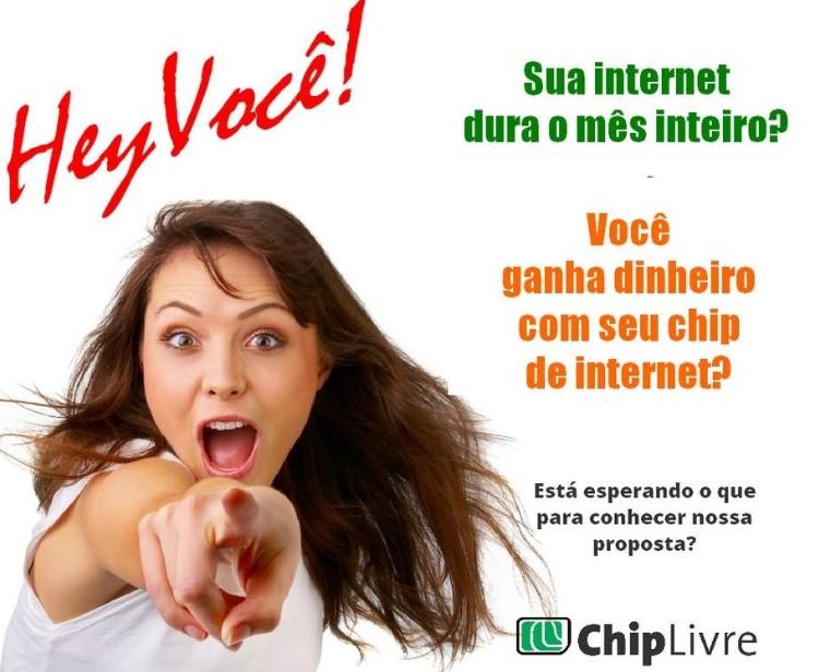 Plano de Marketing Chip Livre para Ganhar Dinheiro