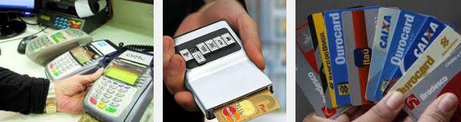 Como Solicitar um Cartão de Crédito na Internet VISA MasterCard AMEX'