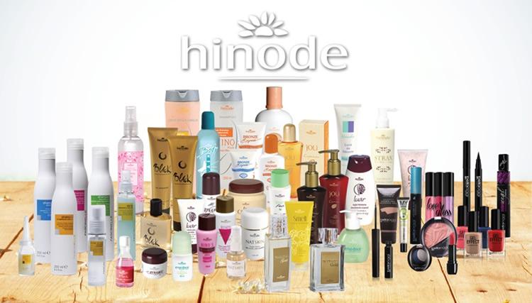 Revenda Produtos Hinode Cosméticos e Perfumes Importados