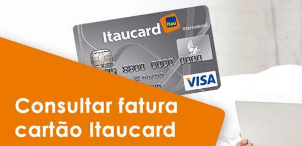 Sabe Como Consultar seu Cartão Itaucard pela Internet