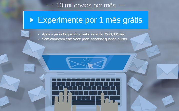 Melhor Software Email Marketing do UOL HOST