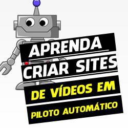 Como Criar Sites de vídeo no piloto automático