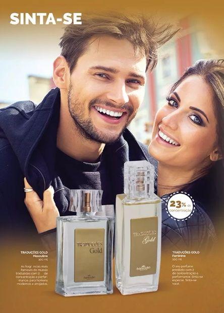 Revenda de Perfumes Nacionais e Importados Hinode