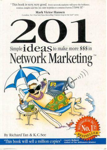 eBook Livro Marketing Multinivel com 201 Ideias Simples