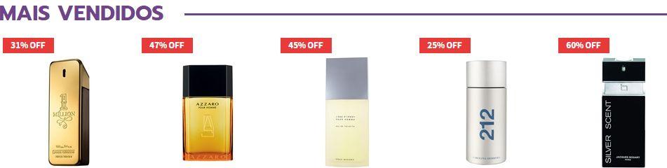 Perfumes Importados mais Vendidos