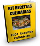 Kit Receitas Culinárias