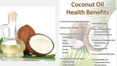 10 Benefícios de Saúde Impressionantes do Óleo de Coco