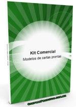Kit 333 Modelos de Cartas Comerciais
