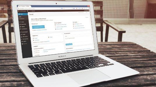 Curso Como Criar um Site Profissional e Blogs Wordpress