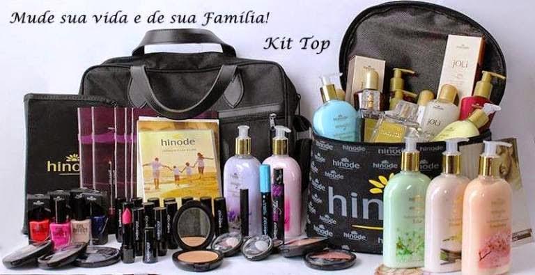 Revenda de Perfumes e Cosméticos Hinode