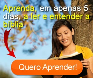Curso Online Aprenda Entender e Interpretar a Bíblia
